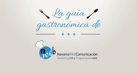 banner de la guía gastronómica de navarraweb