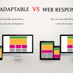 Web responsiva vs adaptable ¿Cuál es la diferencia?
