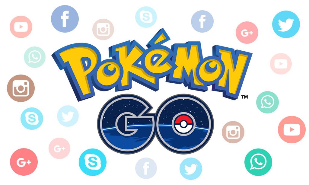 banner pokemon y aplicaciones móviles