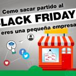 El Black Friday para el pequeño comercio online