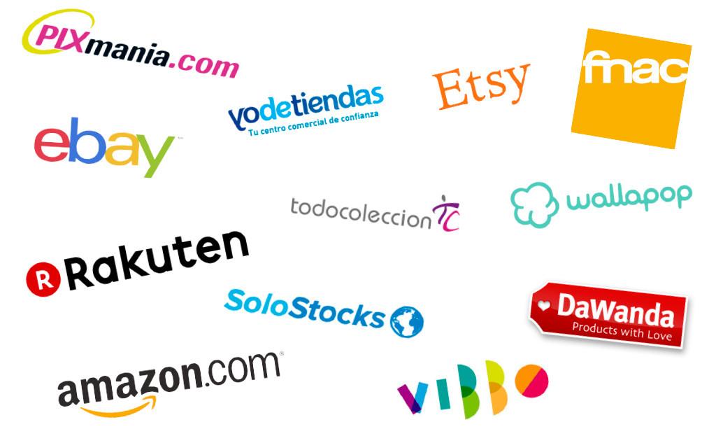 banner con logos de marketplaces